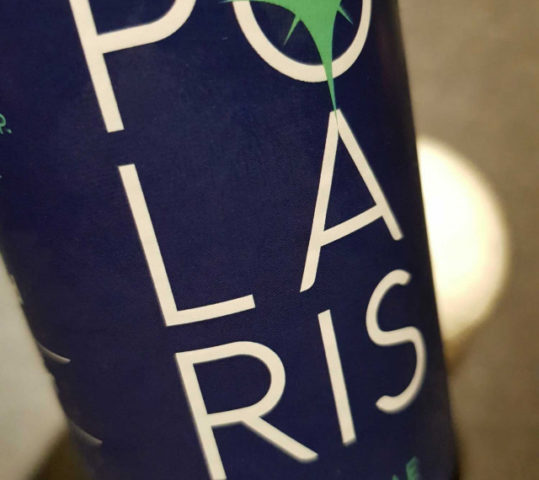 Polaris: helder als de Poolster